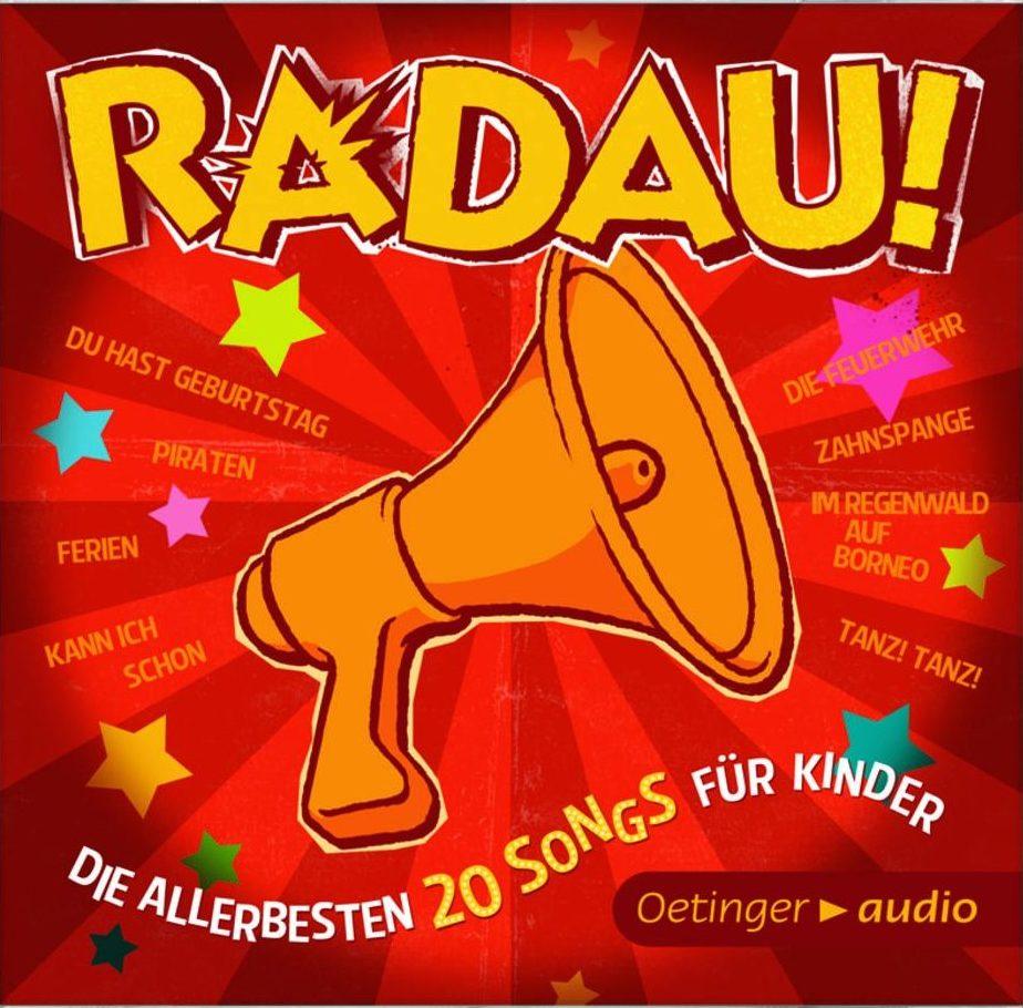 Musik zum Probehören | RADAU! Rockmusik für Kinder und Eltern
